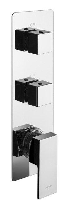 Concealed bathroom mixer Corsan CMM02CH chrome