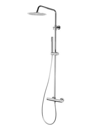 Natryskowa kolumna prysznicowa Corsan Lugo CMN026 z termostatem