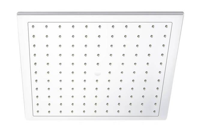 Deszczownica natryskowa Corsan CMN011 ADOUR chromowana kwadratowa 22,5 cm